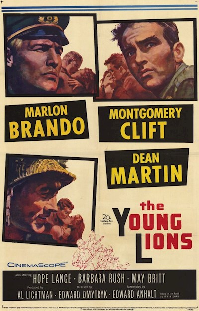 The Young Lions 1958 1080p BluRay DTS x264-HDS
