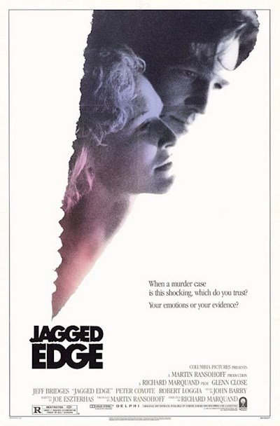 Jagged Edge 1985 BluRay REMUX 1080p AVC DTS-HD MA 5.1-SiCaRio