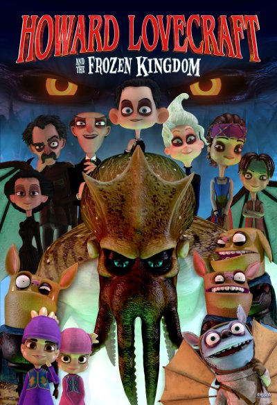 Howard Lovecraft and the Frozen Kingdom 2016 BluRay REMUX 1080p AVC DTS-HD MA 5.1 - KRaLiMaRKo