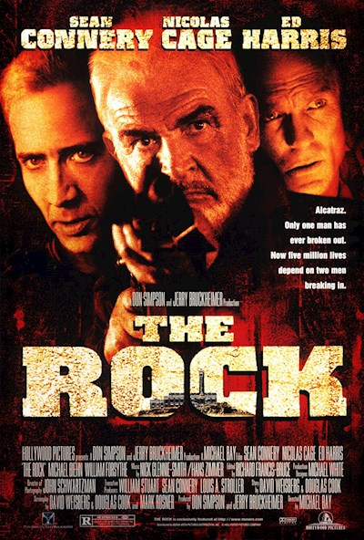 The Rock 1996 BluRay REMUX 1080p AVC DTS-HD MA 5.1-FraMeSToR