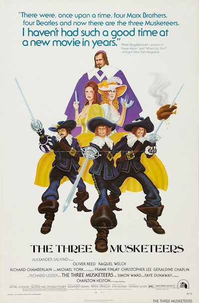 The Three Musketeers 1973 BluRay REMUX 1080p AVC FLAC2.0-EPSiLON