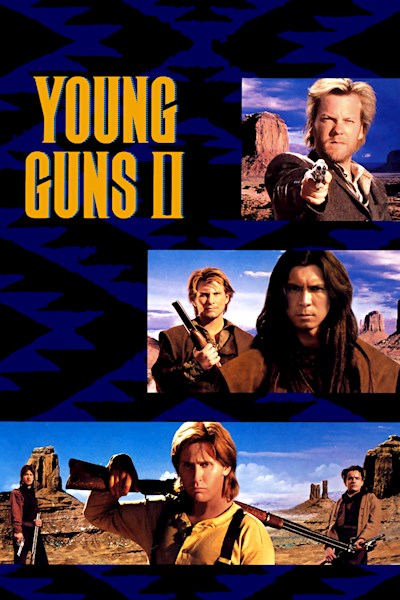 Young Guns II 1990 720p BluRay DTS x264-AMIABLE