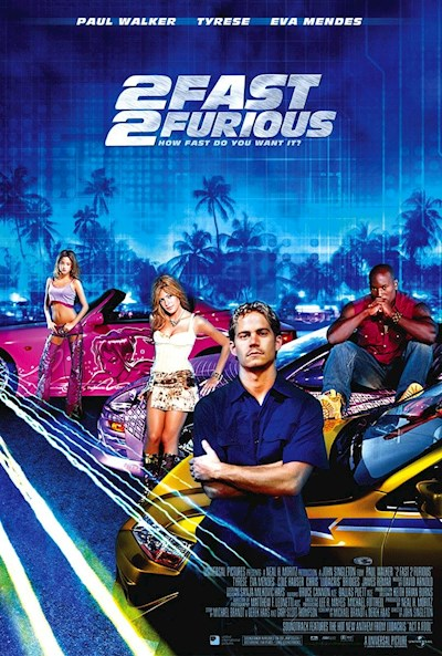 2 fast 2 furious 2003 multi 2160p uhd BluRay DTS-X 7.1 x265-oohlala