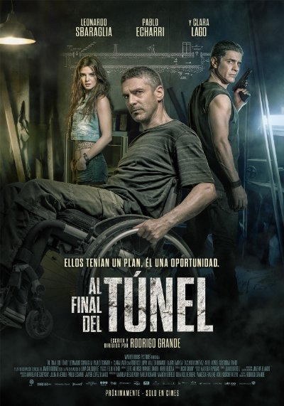 At the End of the Tunnel 2016 Spanish 720p BluRay DD5.1 x264-BiPOLAR