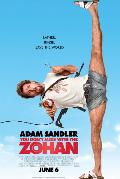 You Dont Mess With The Zohan 2008 1080p BluRay DD5.1 x264-TiMELORDS