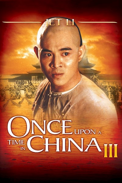 Once Upon a Time in China III 1993 REMASTERED 720p BluRay FLAC x264-VALiS