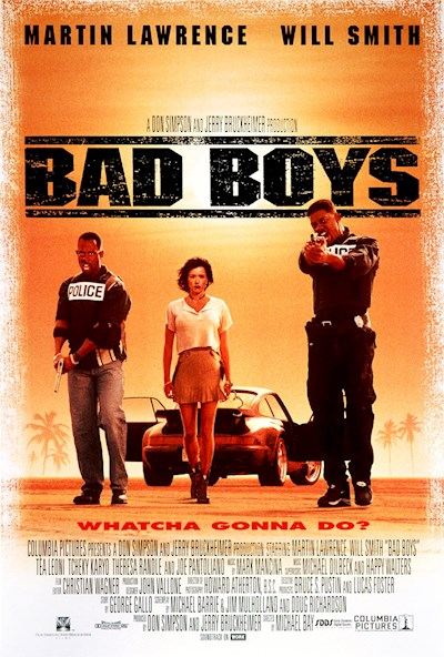 Bad Boys 1995 1080p UHD BluRay DD 7 1 HDR x265-SA89