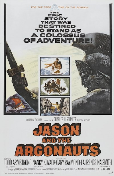 Jason and the Argonauts 1963 BluRay REMUX 1080p AVC DTS-HD MA 5.1-FraMeSToR