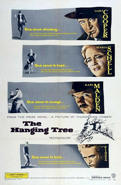 The Hanging Tree 1959 BluRay REMUX 1080p AVC DTS-HD MA 2.0-FraMeSToR