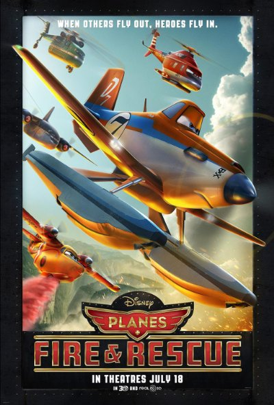 Planes Fire and Rescue 2014 1080p BluRay DTS x264-GECKOS