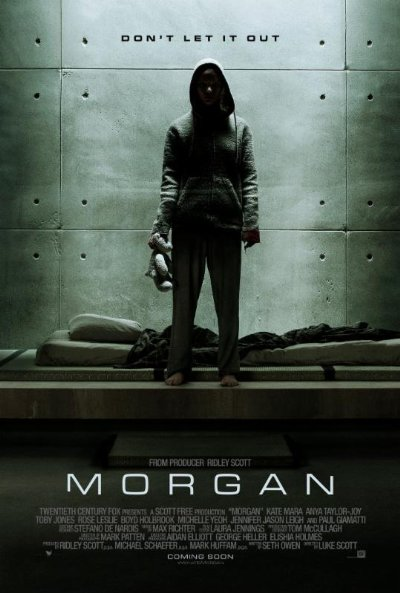 Morgan 2016 BluRay 720p DTS x264-CHD