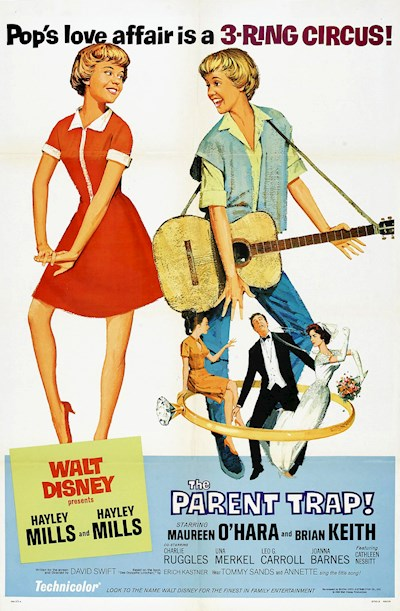 The Parent Trap 1961 1080p BluRay DTS x264-AMIABLE