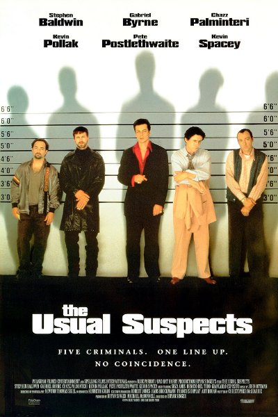The Usual Suspects 1995 BluRay 1080p DTS-HD MA 5.1 AVC REMUX - KRaLiMaRKo