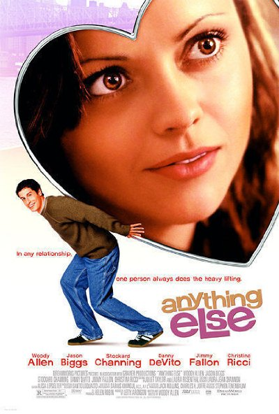 Anything Else 2003 BluRay REMUX 1080p AVC DTS-HD MA 1.0 - KRaLiMaRKo