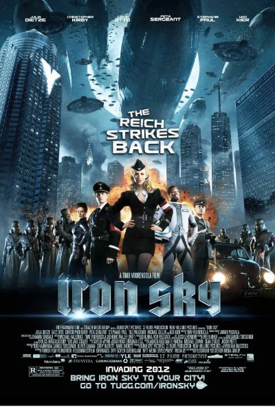 Iron Sky 2012 Director's Cut BluRay REMUX 1080p AVC DTS-HD MA 5.1-SiCaRio