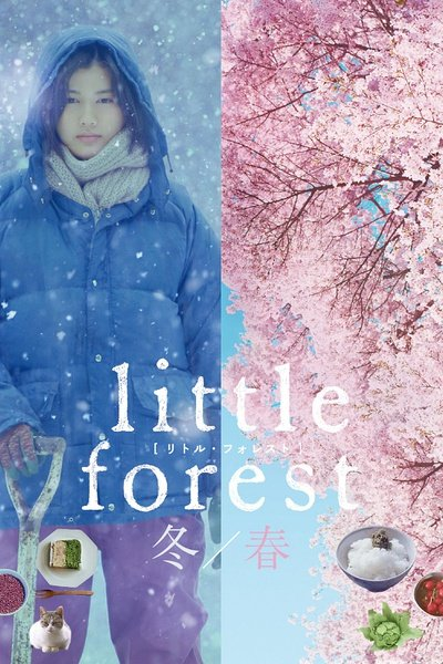 Little Forest Winter Spring 2015 Japanese 720p BluRay DD5.1 x264-VietHD