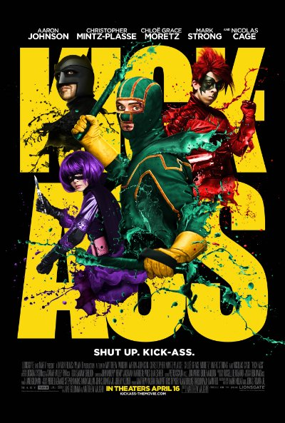 Kick-Ass 2010 4K 2160p UHD BluRay HDR x265 -HDRINVASION