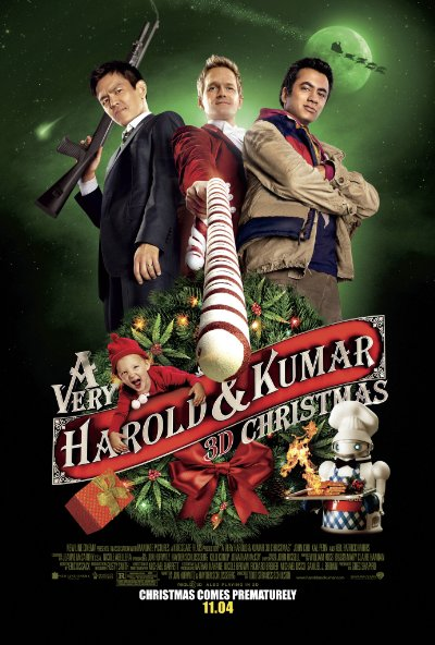 A Very Harold and Kumar 3D Christmas 2011 Extended Cut BluRay REMUX 1080p AVC DD5.1-SiCaRio