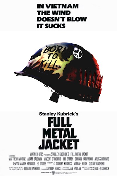 Full Metal Jacket 1987 BluRay REMUX 1080p VC-1 DTS-HD MA 5.1-EPSiLON