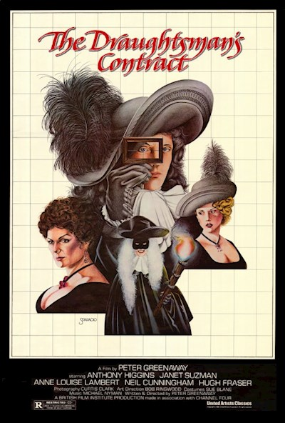 The Draughtsman's Contract 1982 BluRay REMUX 1080p AVC DTS-HD MA 2.0 - KRaLiMaRKo