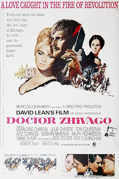 Doctor Zhivago 1965 720p BluRay DTS x264-ESiR
