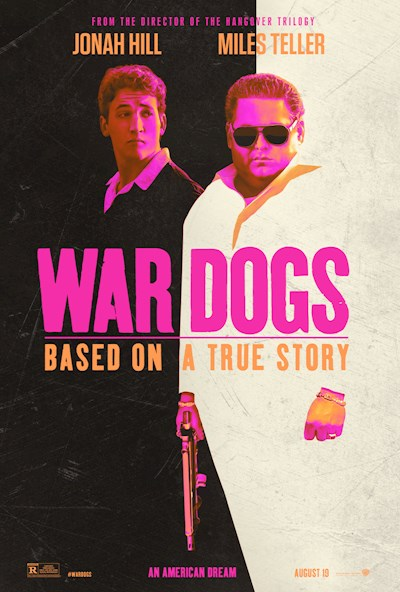 War Dogs 2016 1080p UHD BluRay DTS HDR x265-BSTD
