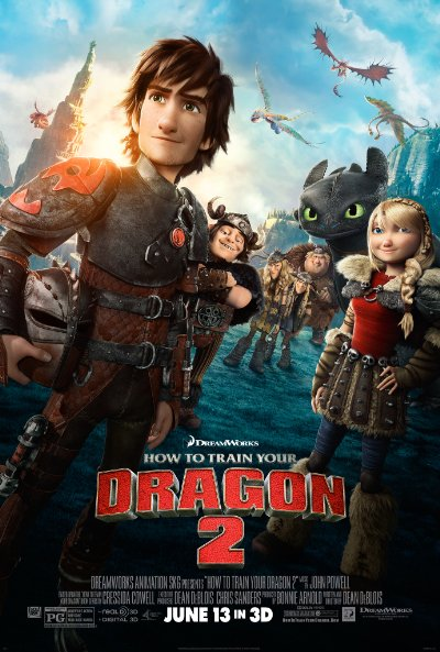 How to Train Your Dragon 2 2014 2160p UHD BluRay REMUX HDR HEVC DTS-X-EPSiLON