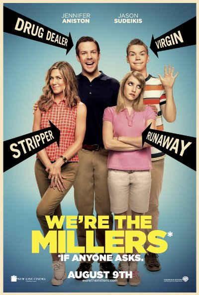 Were The Millers 2013 Theatrical Cut 1080p BluRay DTS x264-VeDeTT
