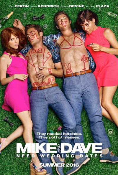 Mike and Dave Need Wedding Dates 2016 BluRay REMUX 1080p AVC DTS-HD MA 7.1-FraMeSToR
