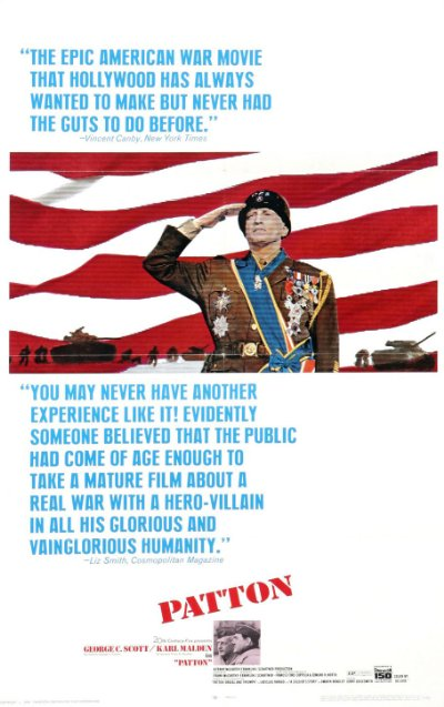 Patton 1970 1080p BluRay DTS x264-TiMELORDS