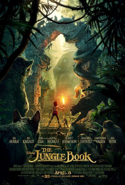 The Jungle Book 2016 2160p UHD BluRay REMUX HDR HEVC Atmos-EPSiLON