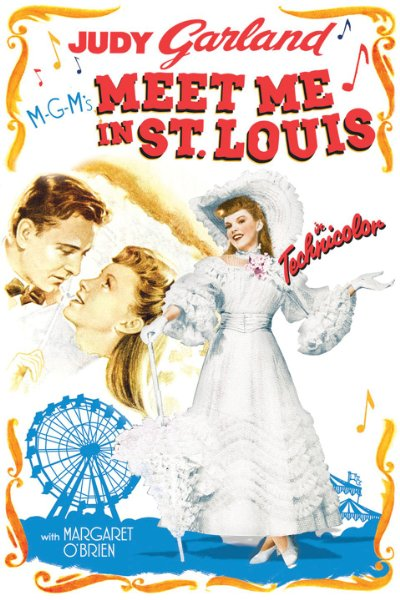 Meet Me In St Louis 1944 1080p BluRay DTS x264-CiNEFiLE