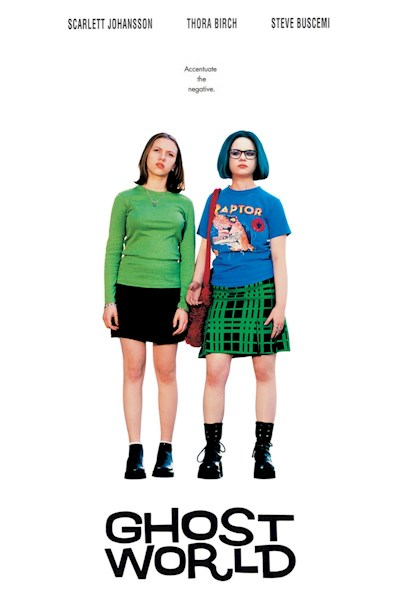 Ghost World 2001 REMASTERED 1080p BluRay DTS x264-AMIABLE