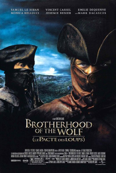 Brotherhood of the Wolf AKA Le pacte des loups 2001 French BluRay REMUX 1080p VC-1 DTS-HD MA 5.1-HDB