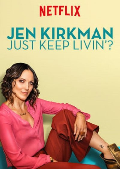 Jen Kirkman Just Keep Livin 2017 1080p WEB-DL DD5.1 x264-DEFLATE