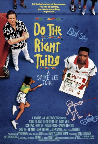 Do the Right Thing 1989 Hybrid BluRay REMUX 1080p AVC DTS-HD MA 5.1-EPSiLON