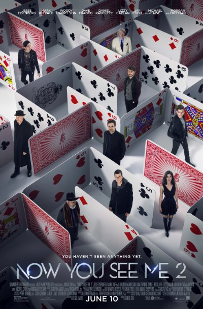 Now You See Me 2 2016 2160p UHD BluRay TrueHD 7.1 HDR x265-TERMiNAL