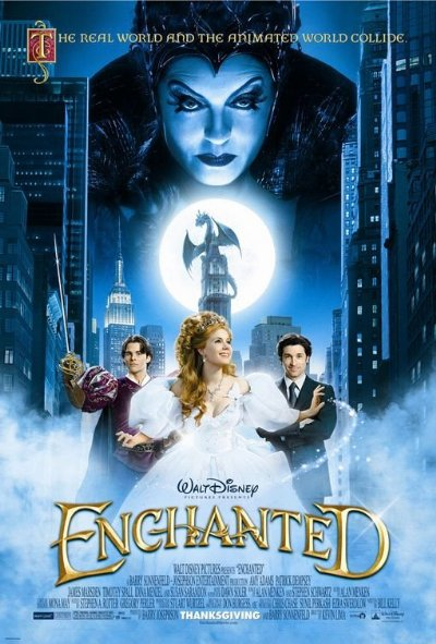 Enchanted 2007 BluRay REMUX 1080p AVC TrueHD - BluDragon