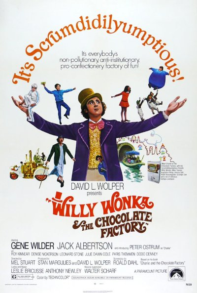 Willy Wonka and the Chocolate Factory 1971 2160p UHD BluRay REMUX HDR HEVC DTS-HD MA 5.1-TRiToN