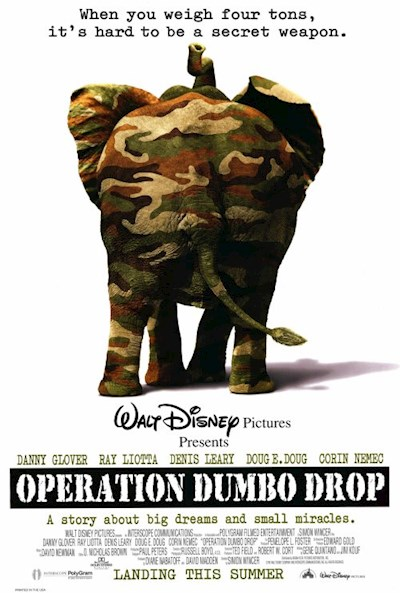 Operation Dumbo Drop 1995 1080p BluRay DTS x264-PSYCHD