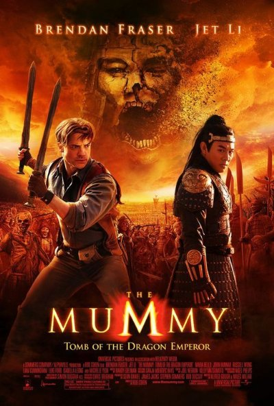 The Mummy Tomb of the Dragon Emperor 2008 UHD BluRay REMUX 2160p DTS-X 7.1 HEVC-FraMeSToR