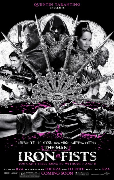 The Man with the Iron Fists 2012 Unrated Entended Cut BluRay REMUX 1080p AVC DTS-HD MA 5.1 - KRaLiMaRKo