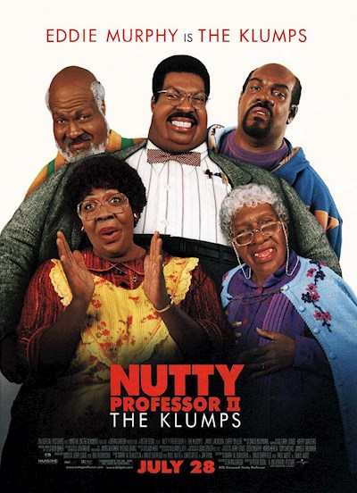 Nutty Professor II The Klumps 2000 BluRay REMUX 1080p AVC TrueHD 5.1-Clarisse