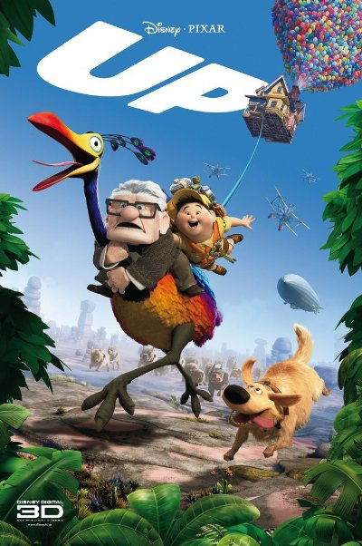 UP 2009 USA BluRay REMUX 1080p AVC DTS-HD MA 5.1- BluDragon