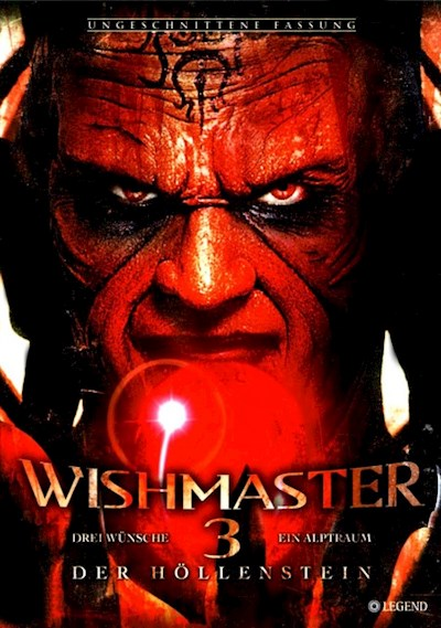 Wishmaster 3 - Beyond the Gates of Hell 2001 BluRay REMUX 1080p AVC DTS-HD MA 2.0 - KRaLiMaRKo