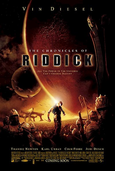 The Chronicles of Riddick 2004 THEATRICAL 1080p BluRay DTS x264-FLAME