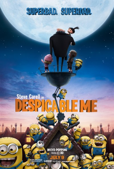 Despicable Me 2010 2160p UHD BluRay x265-DEPTH