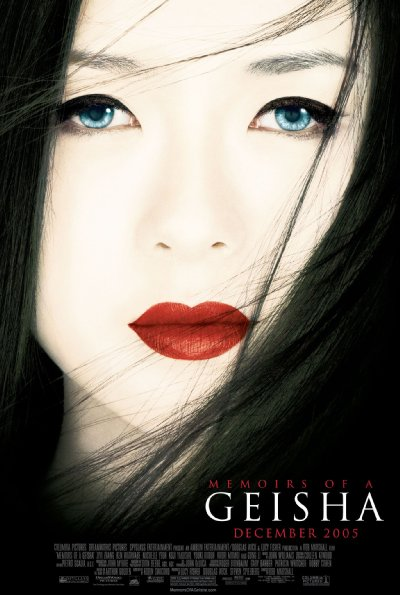Memoirs Of A Geisha 2005 1080p BluRay DD5.1 x264-CtrlHD