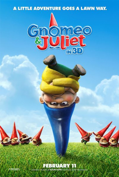 Gnomeo and Juliet 2011 USA 1080p 3D BluRay REMUX AVC DTS-HD MA - BluDragon