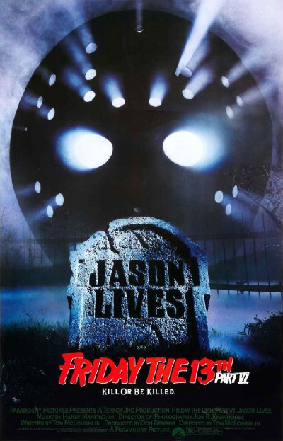 Jason Lives Friday the 13th Part VI 1986 1080p BluRay DTS x264-FGT